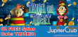 Jupiter Club Casino Saucify Trick or Treat 62 No Deposit FREE Spins