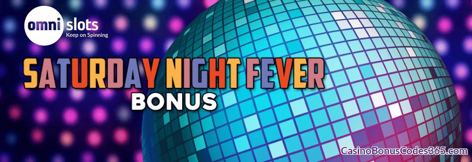 Omni Slots Saturday Night Fever Bonus