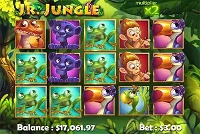 Mobilots Jr Jungle