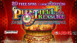 Roaring 21 New RTG Game Special Offer 20 FREE Plentiful Treasure Spins