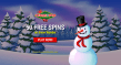 Vegas2Web Casino 50 FREE Spins Exclusive Deal Rival Gaming Snow Wonder
