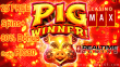 Casino Max 25 FREE Spins plus 80% Match New RTG Game Pig Winner Special Promo