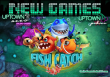 Uptown Aces Uptown Pokies New RTG Game Fish Catch at