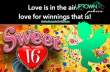 Uptown Pokies 225% Daily Match plus 50 FREE Spins Love is in the Air Offer RTG Sweet 16
