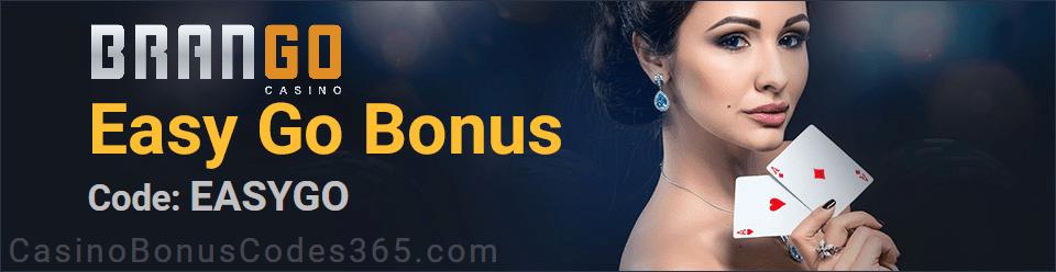 Casino Brango No Rules Easy Go Bonus