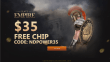 Slots Empire $35 FREE Chip Exclusive Welcome Offer