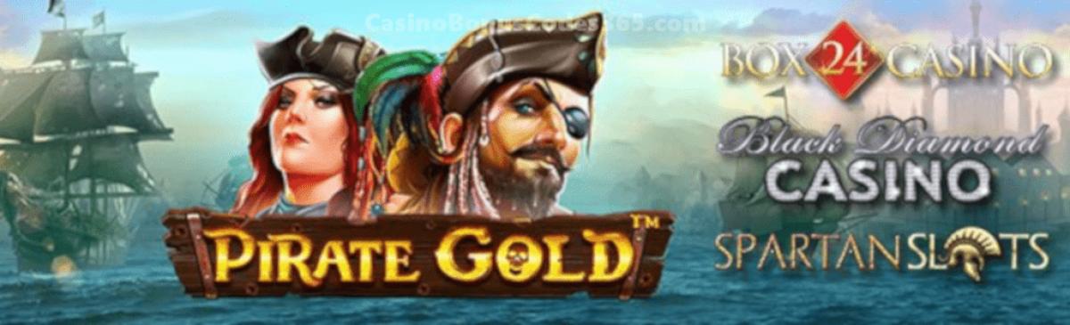 Spartan Slots Box 24 Casino Black Diamond Casino Pragmatic Play Pirate Gold