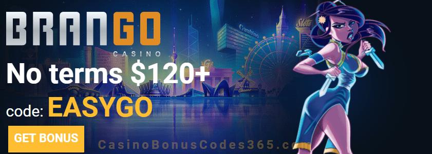Casino Brango No Rules Easy Go Bonus Casino Bonus Codes 365