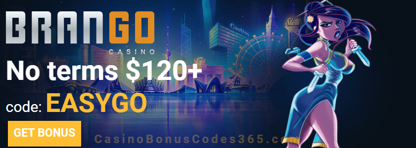 Casino Brango No Rules Easy Go Bonus