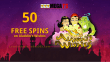 Mega7s Casino Exclusive 50 FREE Spins RTG Aladdin's Wishes