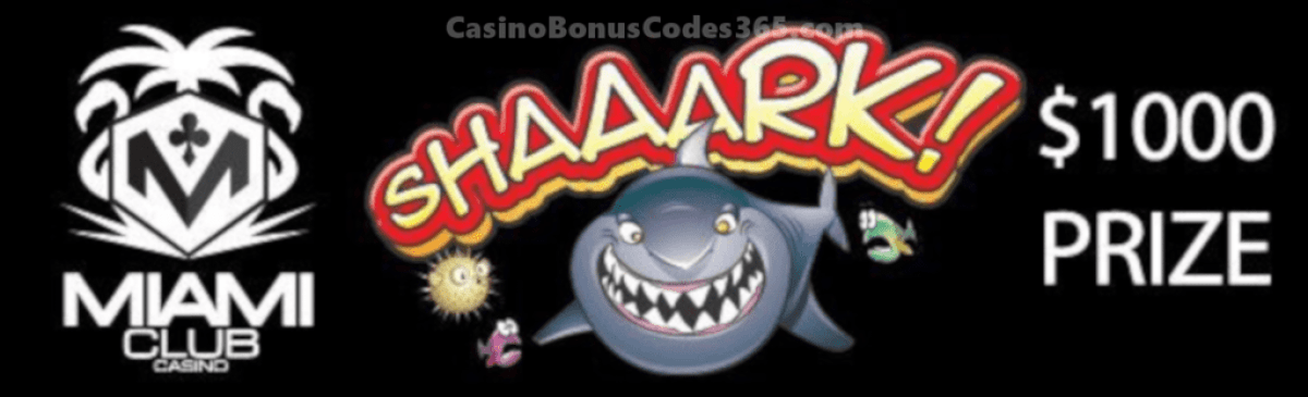 Miami Club Casino $1000 April Fool Tournament WGS SHAAARK
