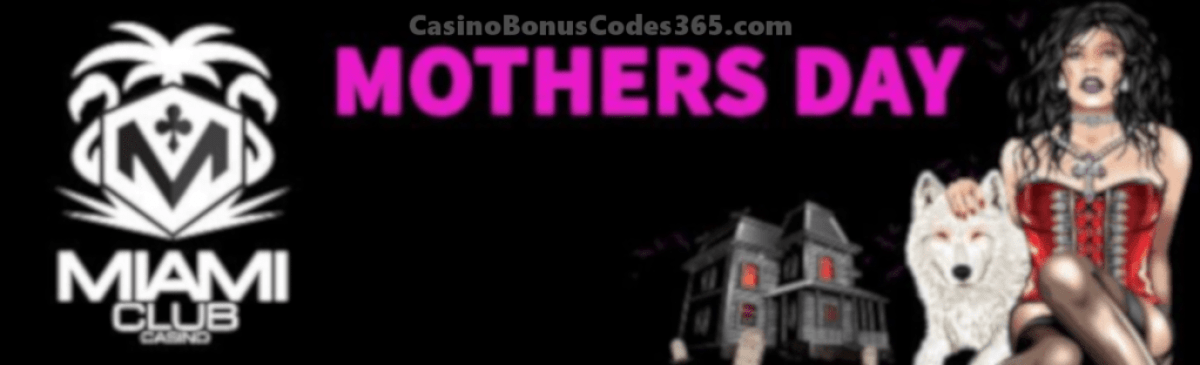 Miami Club Casino $1200 Mother's Day Tournament WGS Vampire Vixen