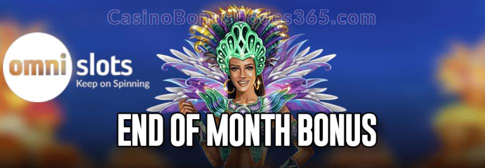 Omni Slots End of Month Bonus Betsoft Carnaval forever