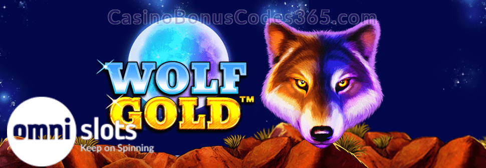 Omni Slots Wolf Gold Spins Promotion