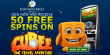 Platinum Reels Exclusive 50 FREE RTG Cubee Spins Welcome Offer