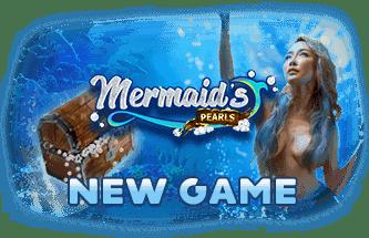 Slotastic Online Casino RTG Mermaids Pearl