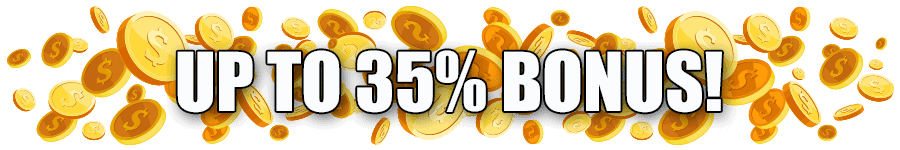Omni Slots Throwback Thursday Bonus 35% Match