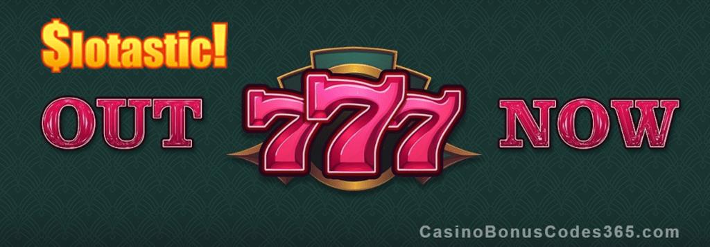 Casino 777 No Deposit Bonus Code