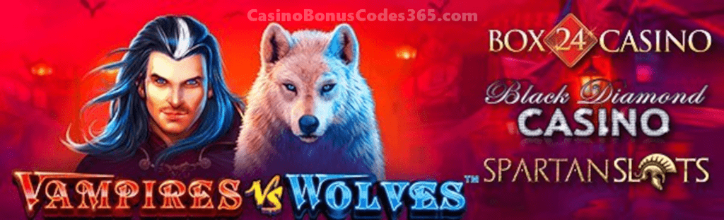Spiele Vampires Vs Werewolves - Video Slots Online