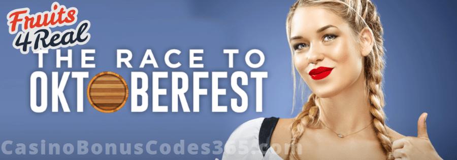 Fruits4Real Race to Oktoberfest Tournament