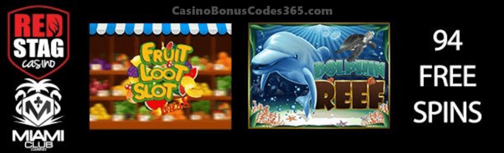 Reef Club Casino No Deposit Code