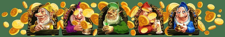 Omni Slots Four Five Bonus Dwarven Gold Deluxe