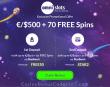 Omni Slots €/$500 plus 70 FREE NetEnt Starburst Spins Welcome Bonus