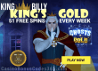 King Billy Casino October Slot of the Month Ghosts Gold