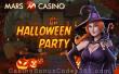 Mars Casino Martian Halloween Party
