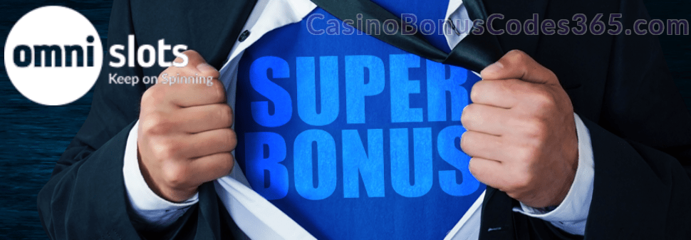 Omni Slots Super Bonus