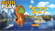 AussiePlay Casino $27 No Deposit Welcome FREE Chip