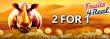 Fruits4Real 2 For 1 Bonus