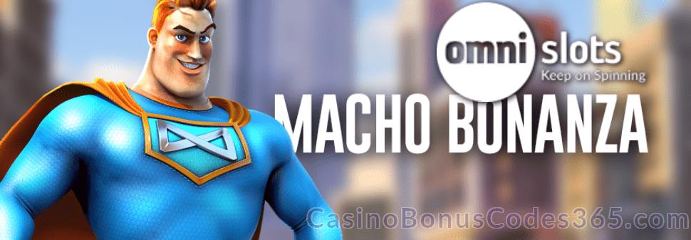 Omni Slots Macho Bonanza Bonus