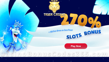 888 Tiger Casino 88 Free Catsino Spins Casino Bonus Codes 365