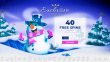 Exclusive Casino 40 FREE RTG Snowmania Spins Special Holiday Season Deal