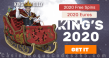 King Billy Casino King's 2020 Raffles