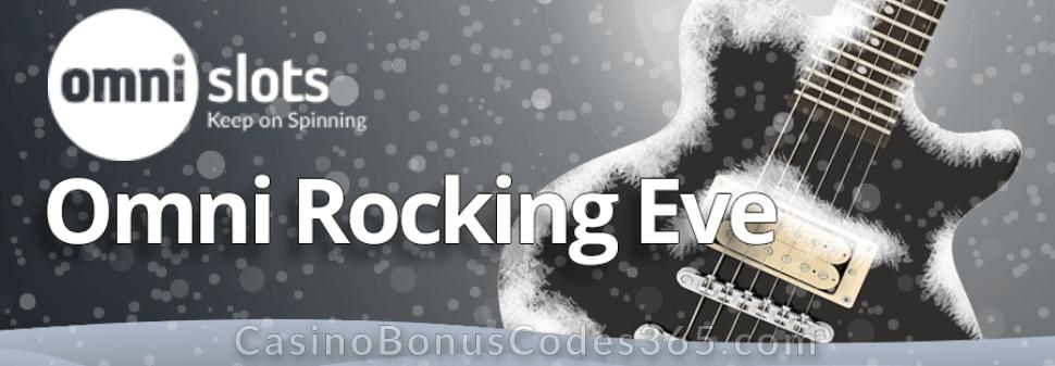 Omni Slots Omni Rockin' Eve Bonus