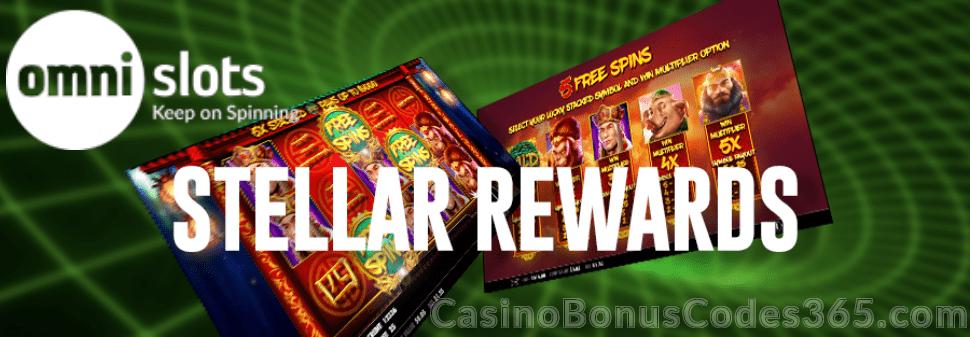 Omni Slots Stellar Rewards Bonus