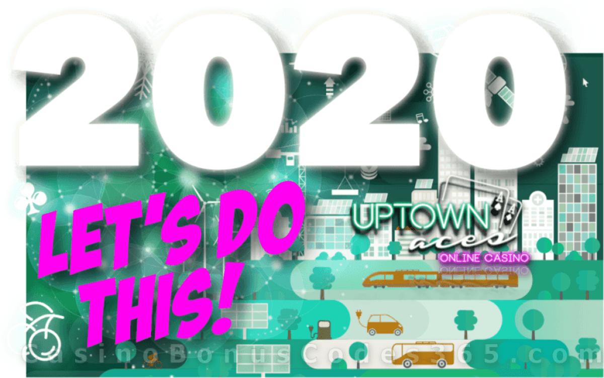 Uptown Aces 2020 Bonus Pack