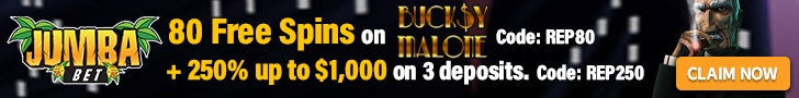 Jumba Bet 55 FREE Spins on Saucify Reel Xtreme plus 220% Match up to $1000 Welcome Deal