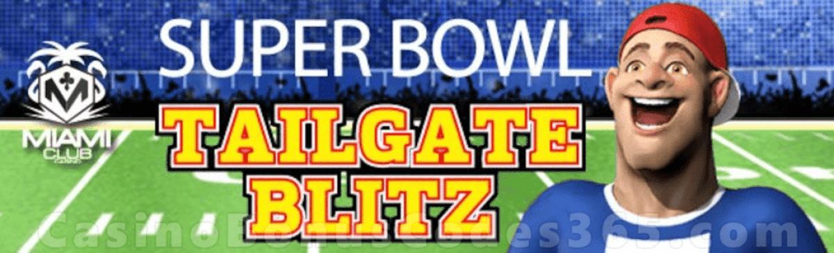 Miami Club Casino Superbowl Marathon Tournament WGS Tailgate Blitz