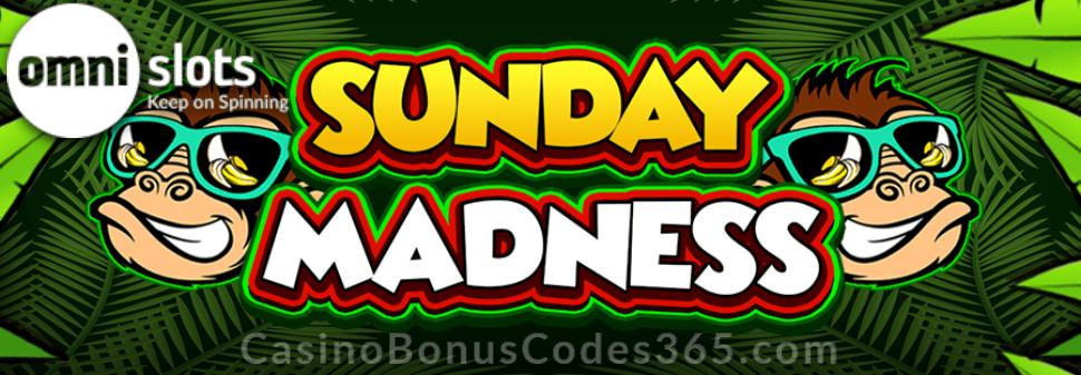 Omni Slots Sunday Madness