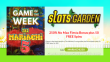 Slots Garden Game of the Week 250% No Max Bonus plus 50 FREE RTG The Mariachi 5 Spins