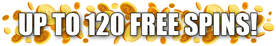 Omni Slots February Wild Weekend 120 FREE Spins
