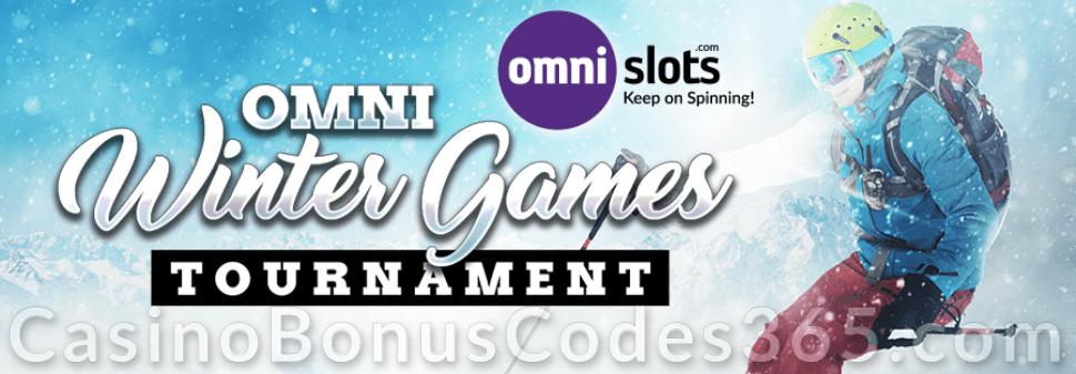 Omni Slots Winter Games Tournament Ski trip for 2 in March