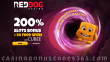 Red Dog Casino 200% Match Bonus plus 50 FREE Spins on RTG Cubee New Players Sign Up Offer