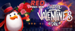 RED PingWin Casino Happy St. Valentine's Day!
