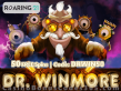 Roaring 21 New RTG Game Dr. Winmore 50 FREE Spins Special Offer