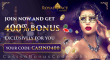 Royal Ace Casino $4000 Bonus plus $25 FREE Chip on Top Welcome Deal