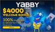 Yabby Casino $4000 Welcome Bonus